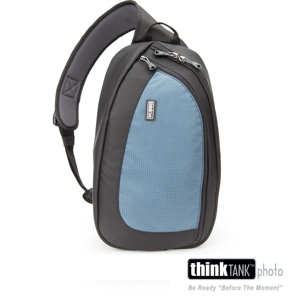 thinkTANK TS464 TurnStyle 20 單肩斜背包/腰包兩用相機背包 (藍)