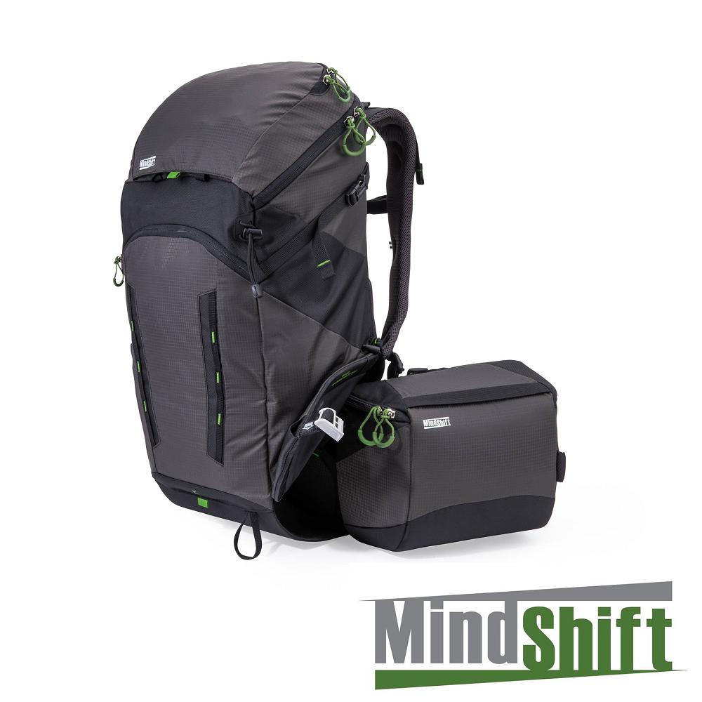 MindShift MS215 相機登山背包 34 L 炭灰/簡配