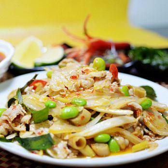 【泰凱食堂】泰式香茅炒豬肉