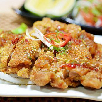 【泰凱食堂】泰式椒麻雞