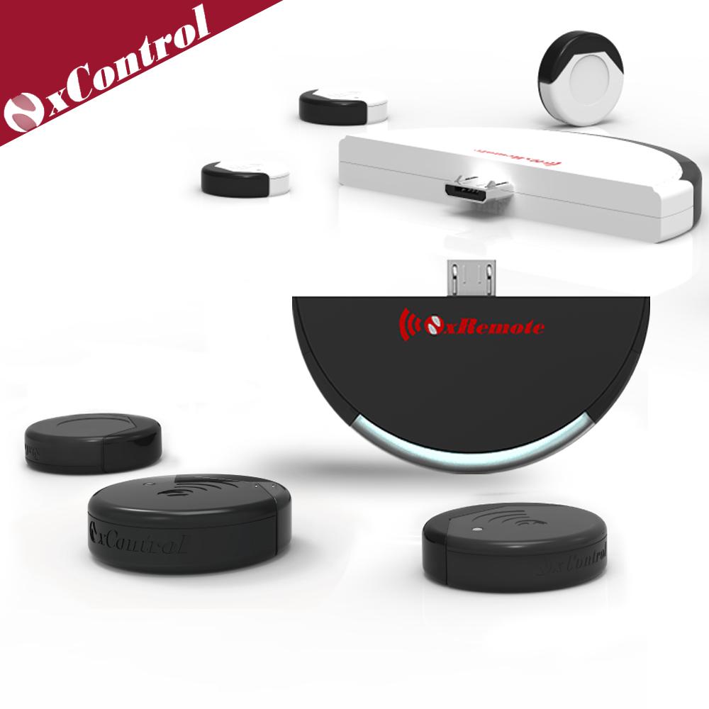 NxRemote Kit智慧魔豆 - zigbee轉紅外線遠距家電學習型遙控器(Android OTG專用)