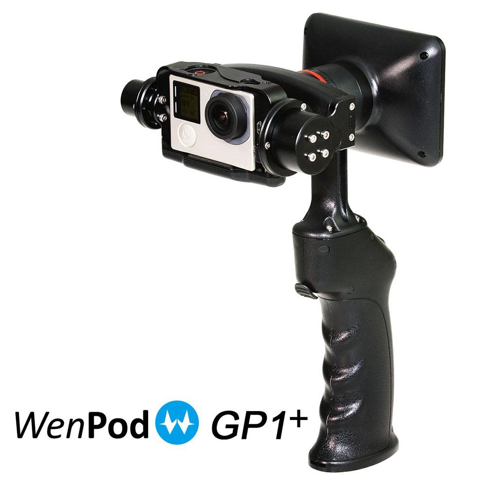 WENPOD穩拍 GP1 手持穩定器-配3.5吋液晶螢幕