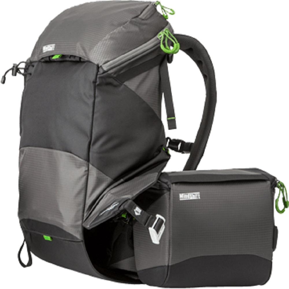 MindShift MS220 全景登山相機背包 22L 炭灰/簡配