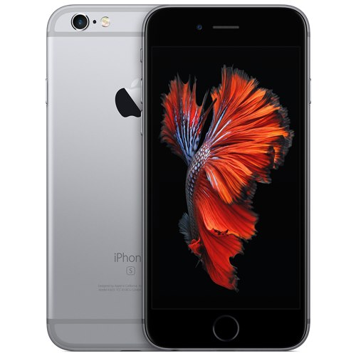 Apple iPhone 6s 16G 4.7吋3D觸控手機(送9H玻璃保貼)灰色