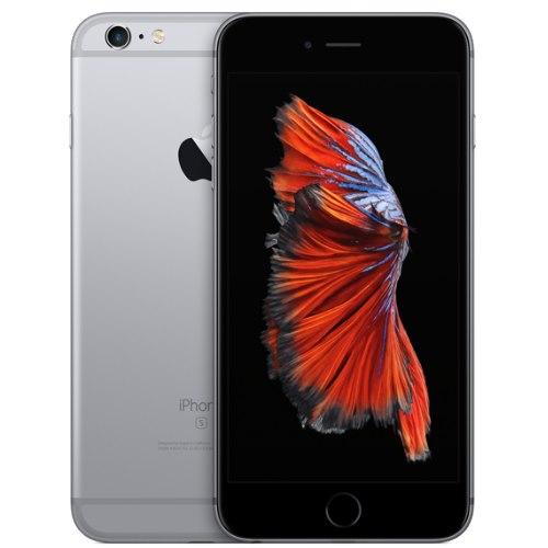 Apple iPhone 6s+ 16G版5.5吋3D觸控旗艦機(送9H玻璃保貼)灰色