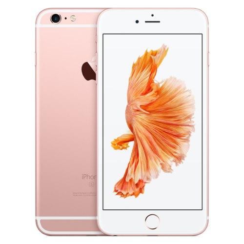 Apple iPhone 6s+ 16G版5.5吋3D觸控旗艦機(送9H玻璃保貼)玫瑰金