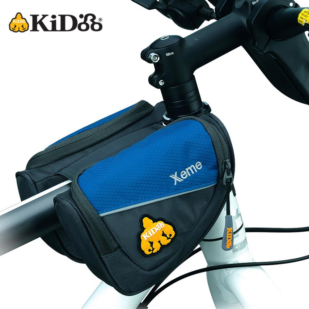 【KiDooo騎多】Xeme 單車上管包藍