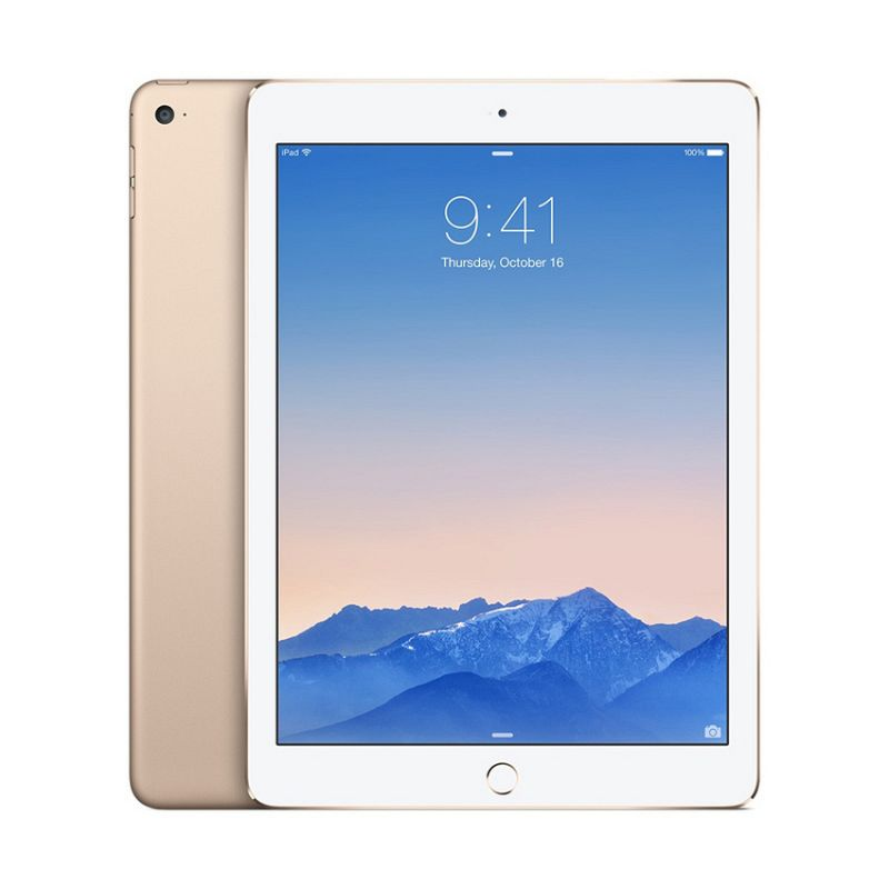 Apple iPad Pro 128G WIFI 金金色