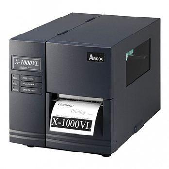 Argox X-1000VL 熱感式&熱轉式 工業型 列印機/條碼機/印表機
