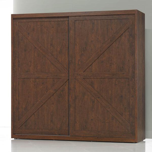 《Homelike》法森7x7衣櫃