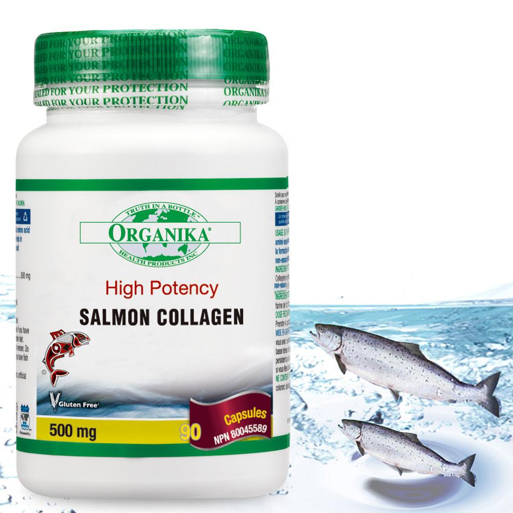 Organika 優格康-鮭魚水解膠原蛋白(關鍵第2型)(90顆)(90顆)