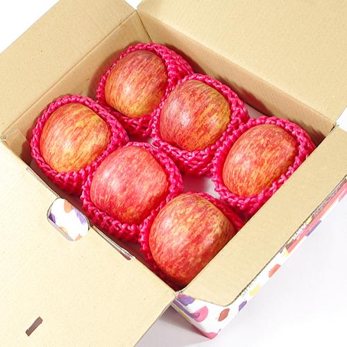 智利富士蘋果6入禮盒
