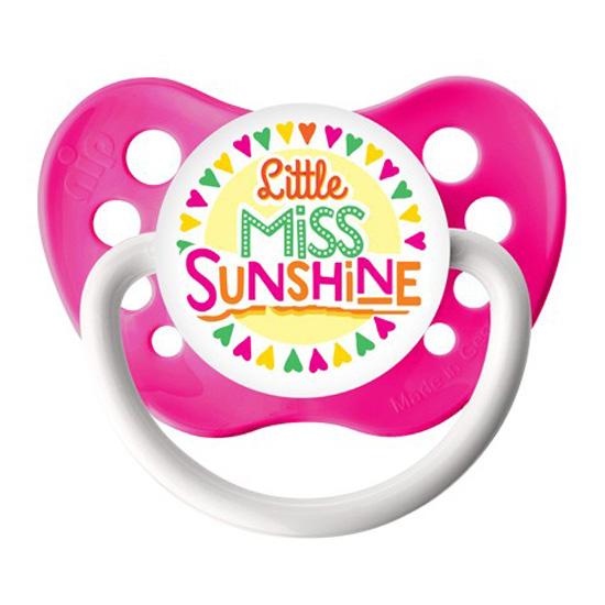 美國 ulubulu , 化 安撫奶嘴,德國製Little Miss Sunshine~N