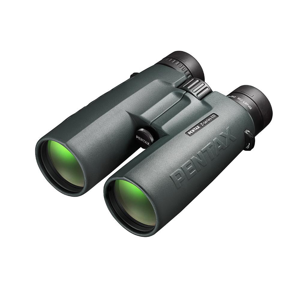 PENTAX ZD 10X50 ED 旗艦級ED鏡片防水望遠鏡(公司貨)~附皮套及背帶