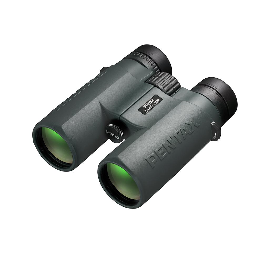 PENTAX ZD 10X43 WP 旗艦級非球面鏡片防水望遠鏡(公司貨)~附皮套及背帶
