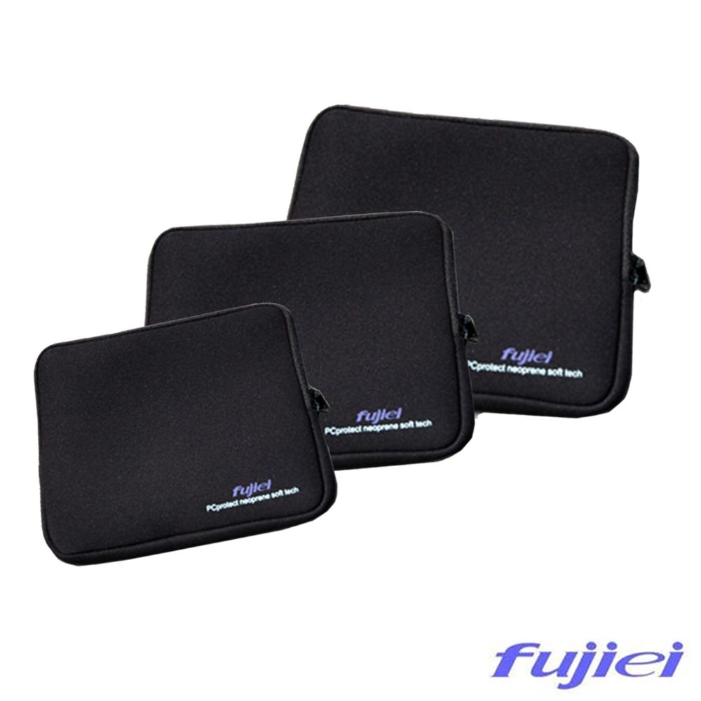 Fujiei筆記型電腦/平板11吋多功能防震包