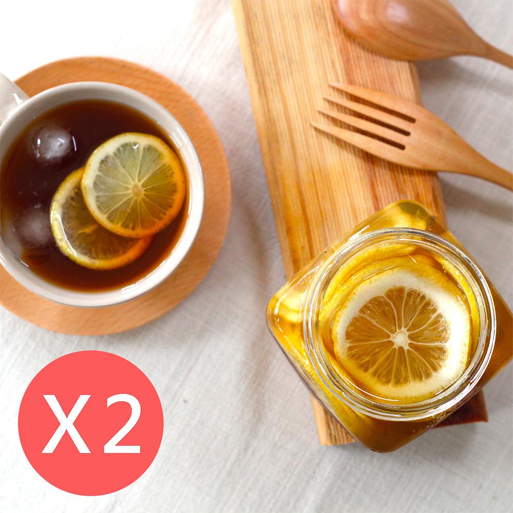 【阿公的香水檸檬】蜜漬檸檬_兩瓶組