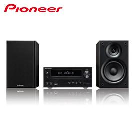 Pioneer先鋒 iPhone/DVD/CD床頭音響組合 X-HM21V-K 支援IPhone/IPod/IPad 音樂播放