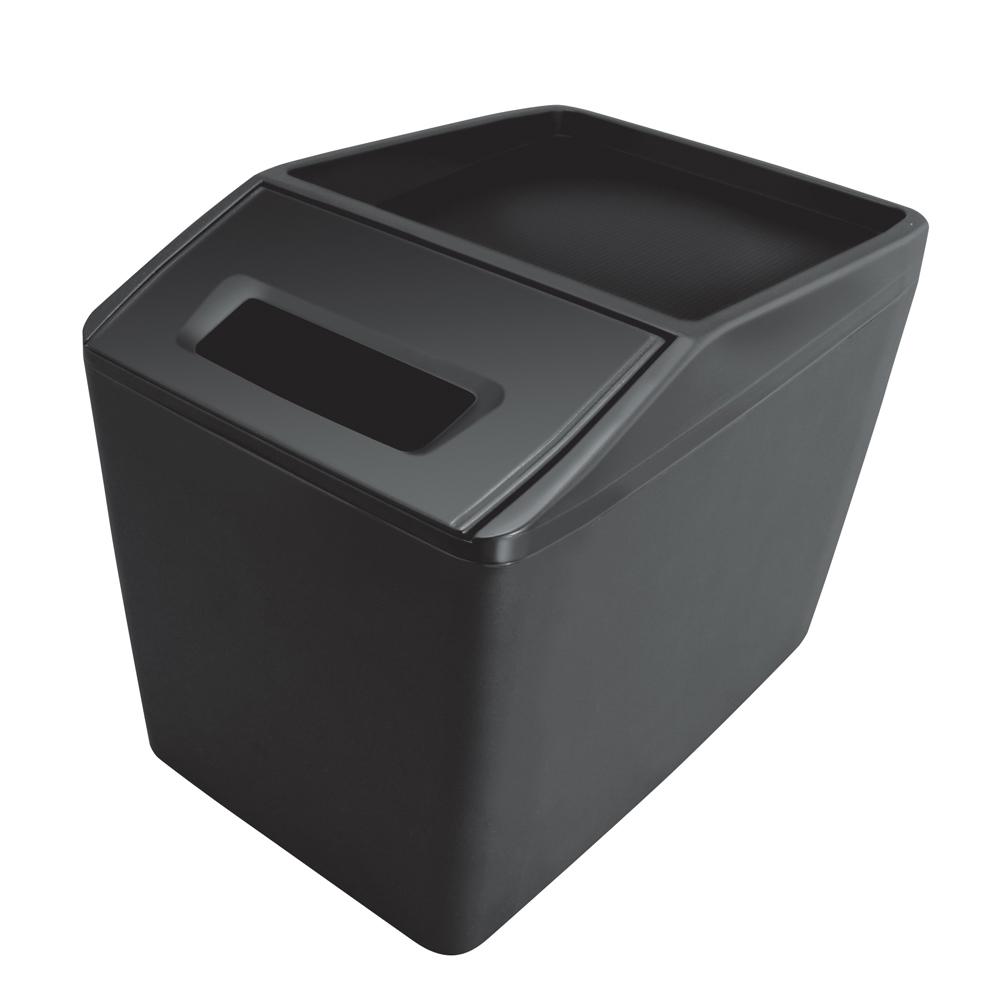 ~ 槌屋YAC~傾斜開口垃圾桶PZ~745 汽車︱收納置物︱面紙盒
