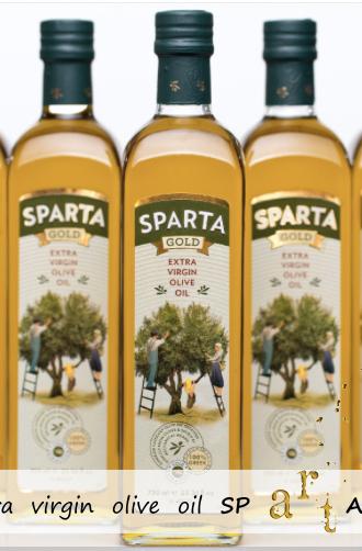 【SPARTA】斯巴達黃金特級初榨冷壓橄欖油 500ml x3