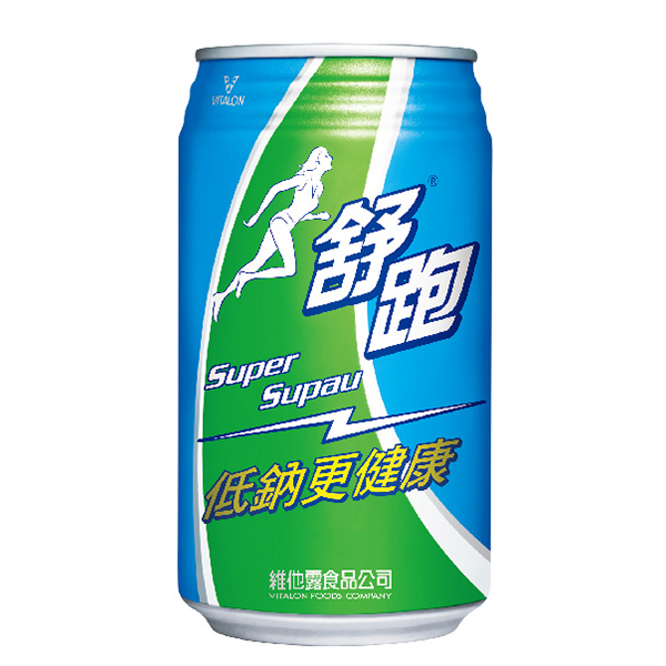 舒跑-運動飲料易開罐(335ml x 48入)