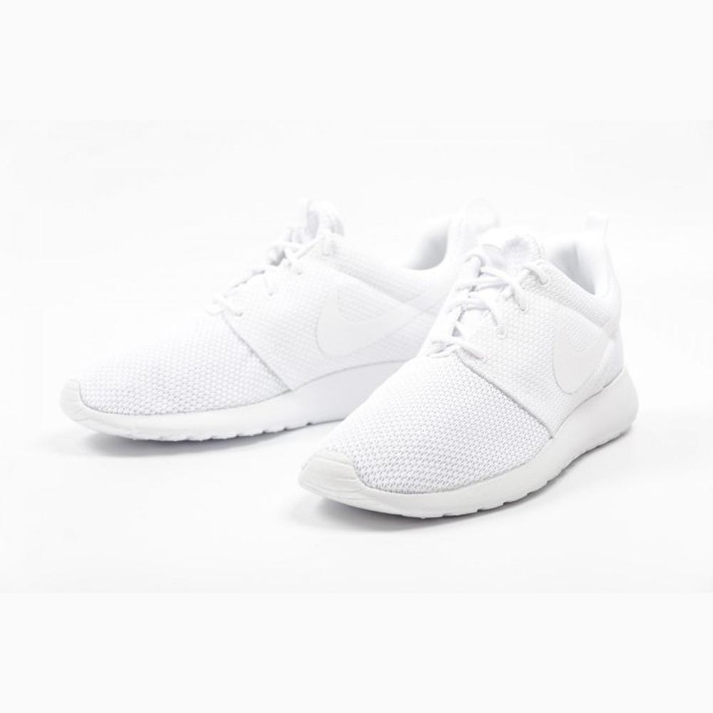 【GT Company】NIKE ROSHE ONE 網面慢跑鞋男段尺寸US6白色