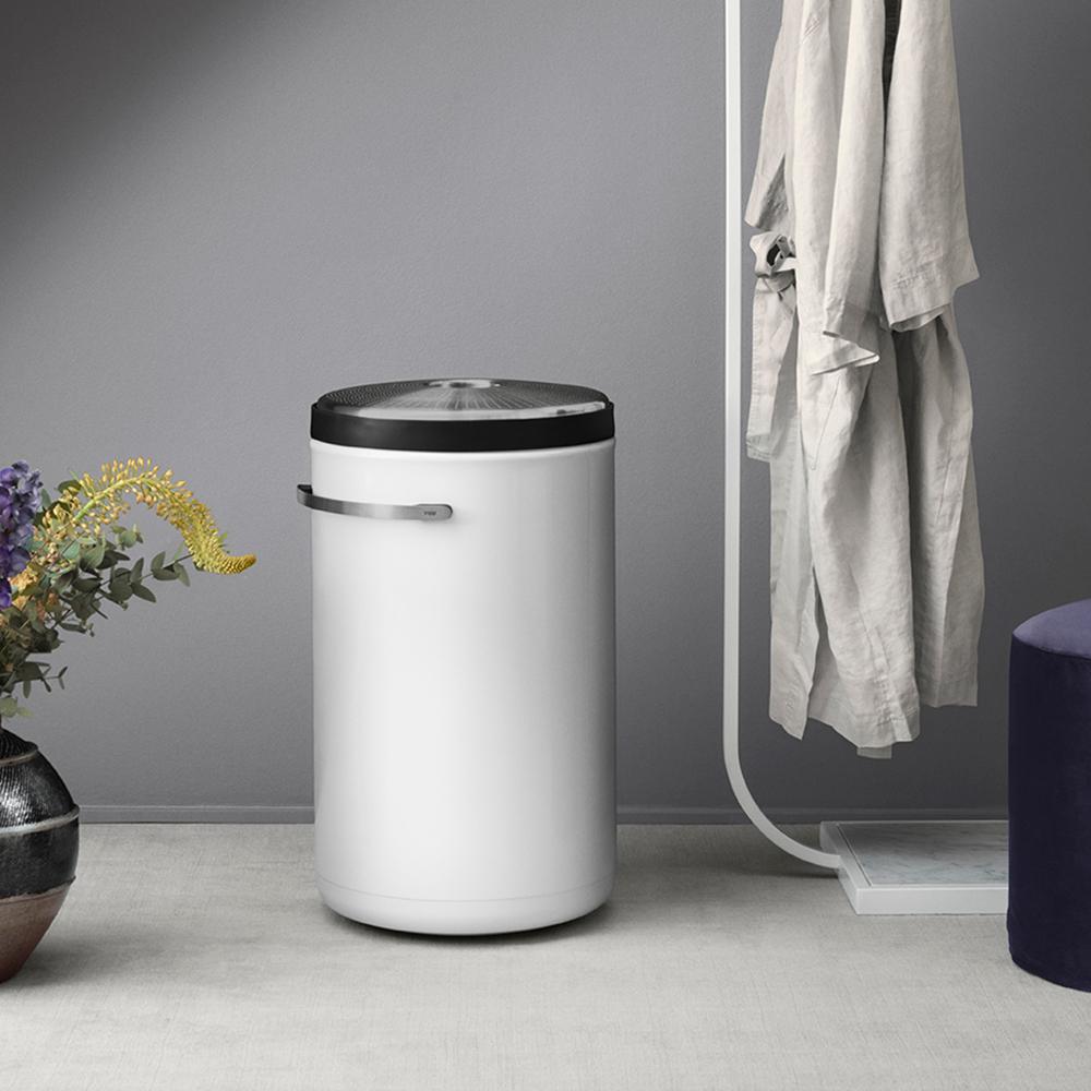 VIPP 滾輪洗衣桶 (白)
