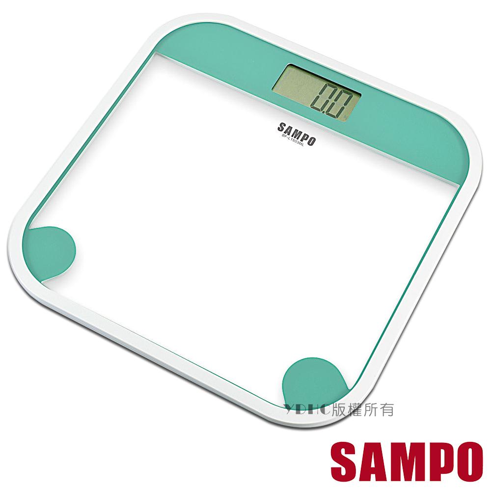 聲寶SAMPO-電子體重計BF-L1503ML