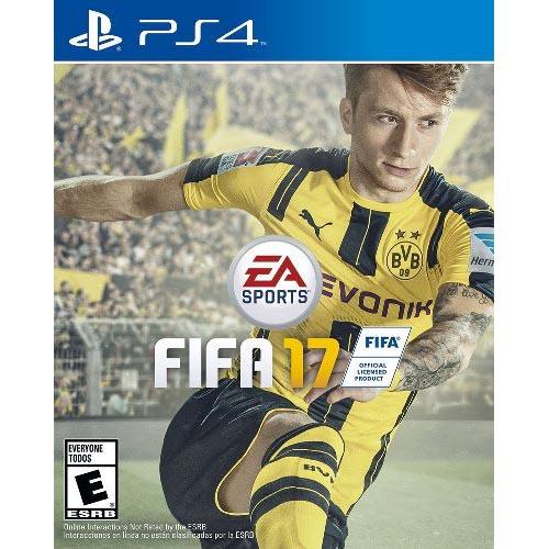 PS4 國際足盟大賽FIFA 17 (中文版)