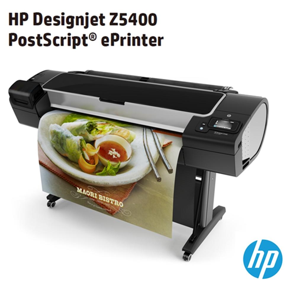 HP Designjet Z5400 PostScript ePrinter 大圖輸出機