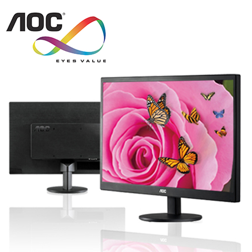 AOC艾德蒙 E970SWN 19型綠能液晶螢幕