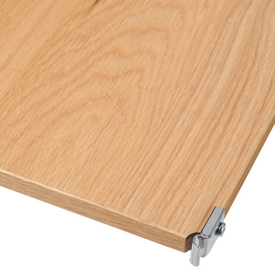[MUJI 無印良品]SUS追加棚/橡木/56寬56cm用