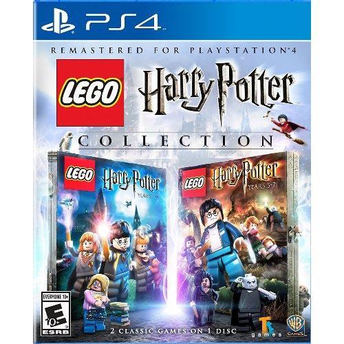PS4 樂高哈利波特:Years 1-7 (亞版英文版)
