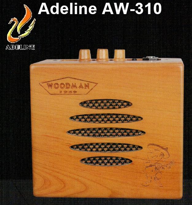 【Tempa】Adeline WOODMAN AW-310原聲音箱