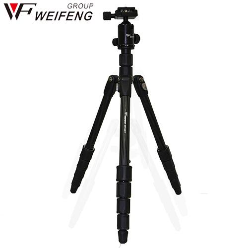 WEIFENG 偉峰 WFC-591T 碳纖反折三腳架