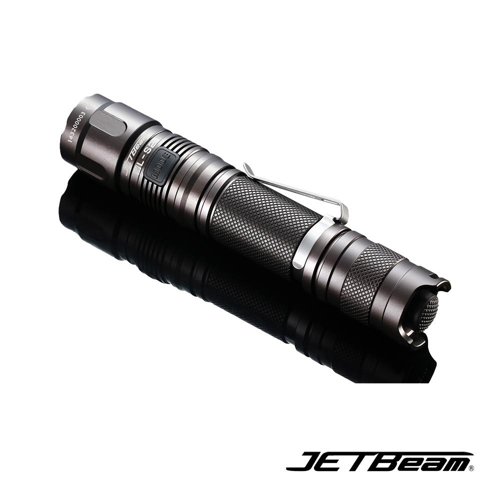 捷特明 JETBeam WL-S2全電池兼容手電筒