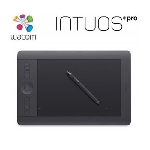 *福利品破盤價出清* 【Wacom intuos pro/ Medium (6x9)】★PTH-651(福利品)