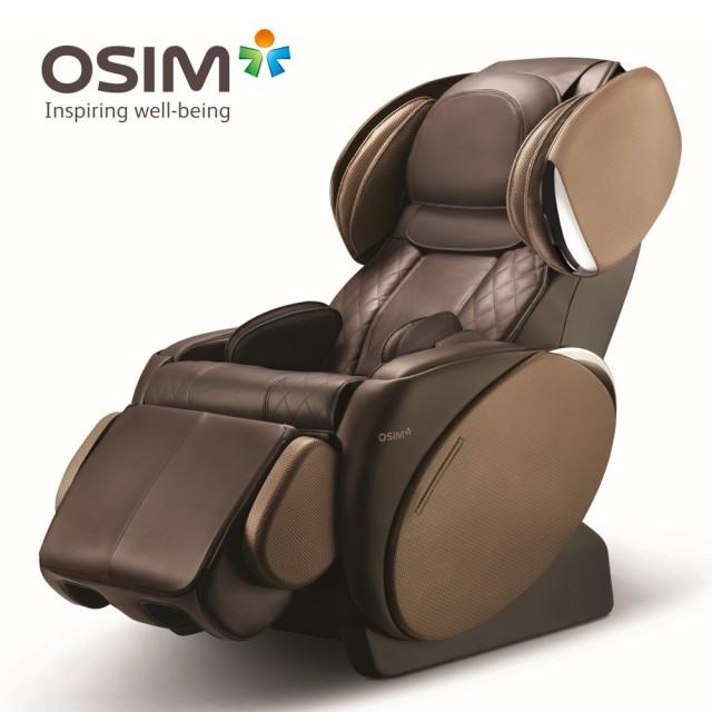 【U】OSIM - uMagic 摩法椅(型號OS-858) - 迷人褐