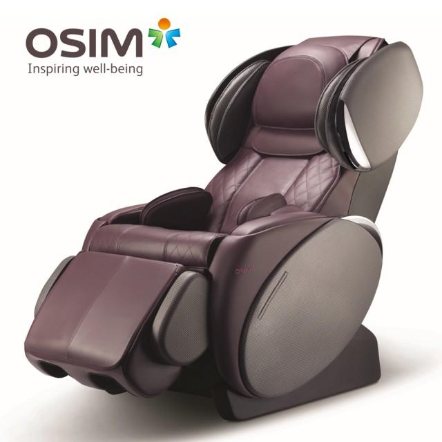 【U】OSIM - uMagic 摩法椅(型號OS-858) - 神秘紫