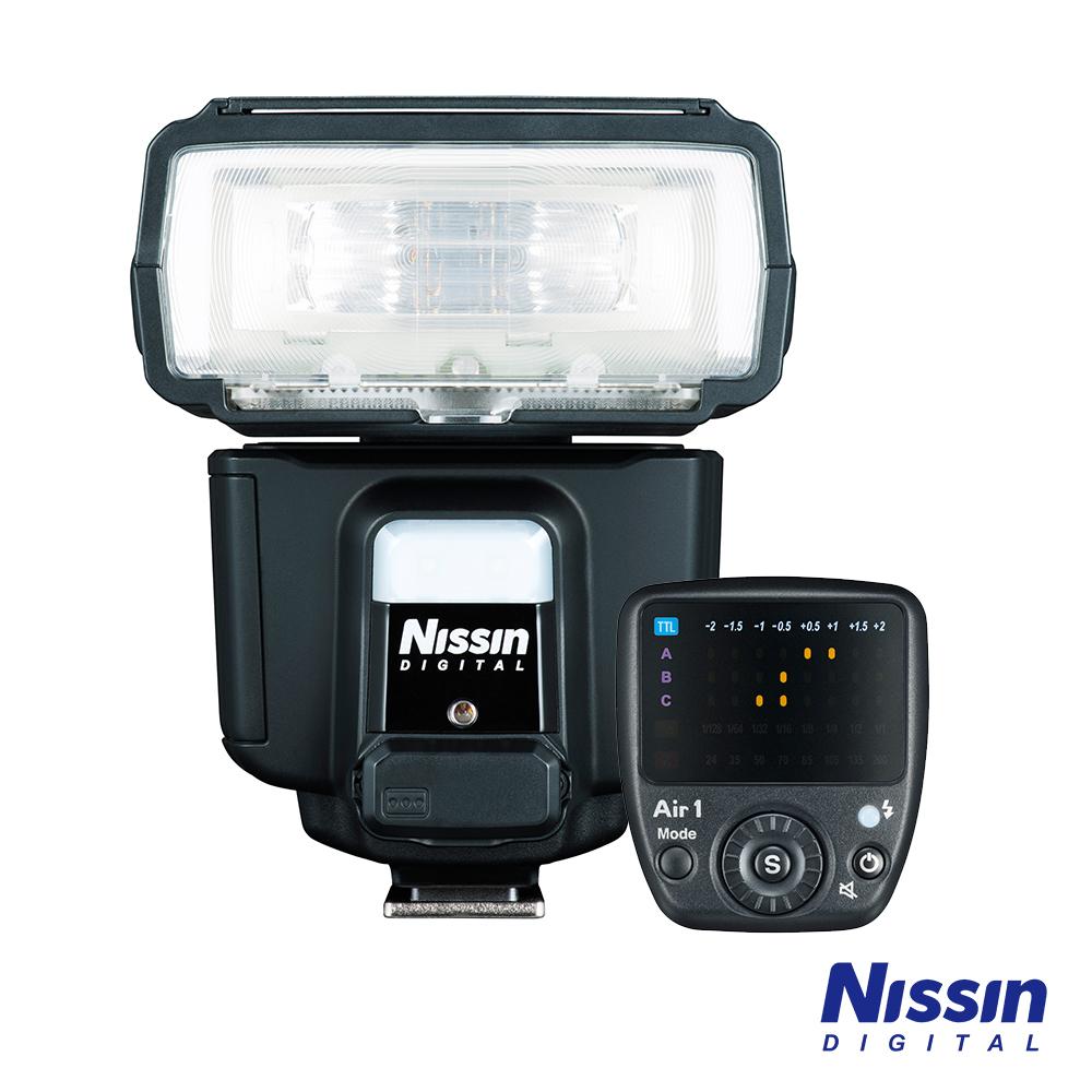Nissin i60A(Sony) +Air1 60GN閃光燈+發射器套組