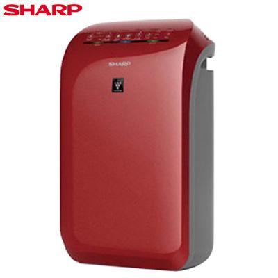 SHARP夏普自動除菌離子空氣清淨機 FU-D50T-(紅R)