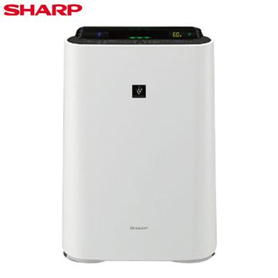 SHARP夏普水活力自動除菌離子空氣清淨機 KC-JD50T-W