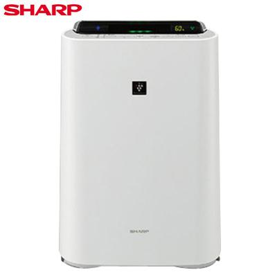SHARP夏普水活力自動除菌離子空氣清淨機 KC-JD60T-W