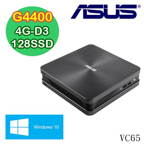ASUS華碩 VC65 雙核128GSSD WIN10 迷你電腦 (VC65-G445RTA)