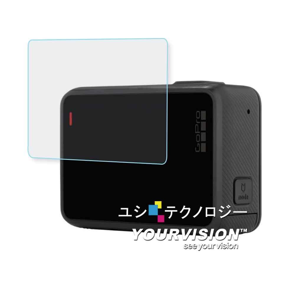 嚴選奇機膜 GoPro HERO 5 觸控螢幕專用 超薄 鋼化玻璃膜 立體感美化 螢幕保護貼