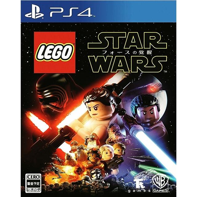 PS4 樂高星際大戰:原力覺醒- 中文版