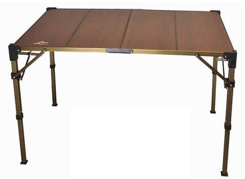 【GO SPORT】96023 複合板摺疊桌  附收納外袋