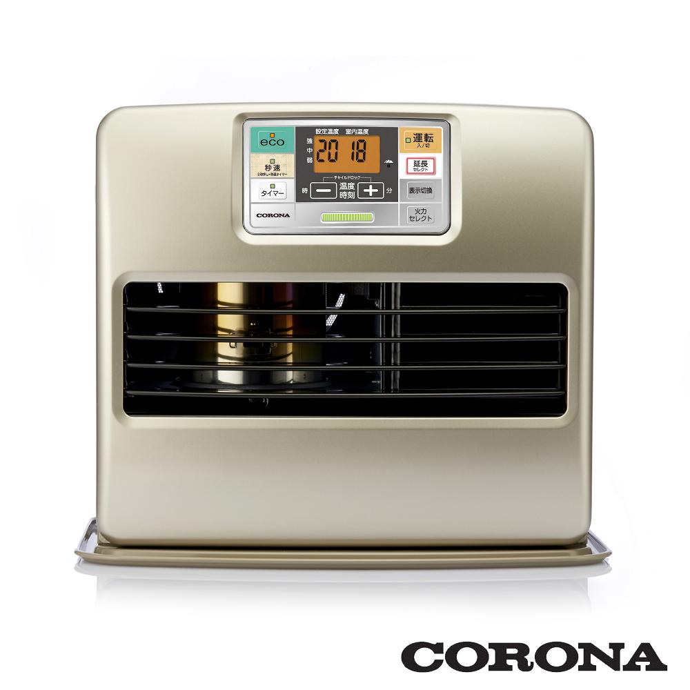 日本CORONA自動溫控煤油暖氣機FH-TS573BY (公司貨)