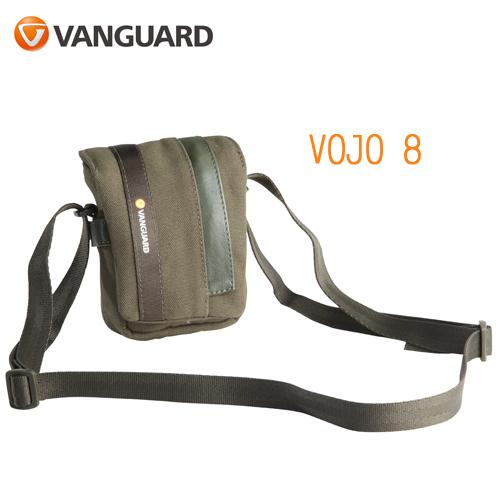 VANGUARD 精嘉 Vojo 旅行者 8 攝影微單眼側背包(公司貨)綠