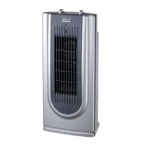 Sanlux台灣三洋定時直立式陶瓷電暖器R-CF612HNA